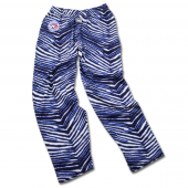 Toronto Blue Jays Navy BlueLight Blue Zebra Pant