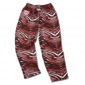 Washington Nationals Navy BlueRed Zebra Pant
