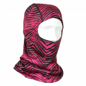 BlackPink Fleece HoodMask