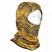 NavyGold Fleece HoodMask