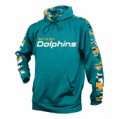 Miami Dolphins Camo Hoodie
