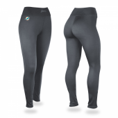 Miami Dolphins Charcoal Leggings