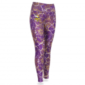 Minnesota Vikings Marble Legging