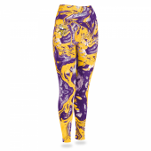 Minnesota Vikings Swirl Legging
