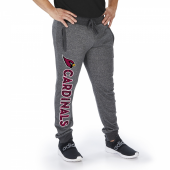 Arizona Cardinals Dark Heather Gray Marled French Terry Jogger