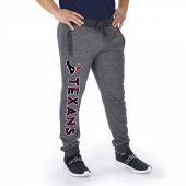 Houston Texans Dark Heather Gray Marled French Terry Jogger