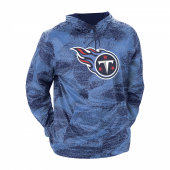 Tennessee Titans Navy BlueLight Blue Static Hood W Logo