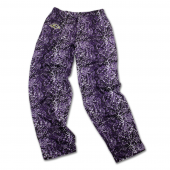 Baltimore Ravens BlackPurple Post Pattern Pant