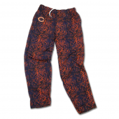 Chicago Bears Navy BlueOrange Post Pattern Pant