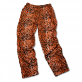 Cincinnati Bengals BlackOrange Post Pattern Pant