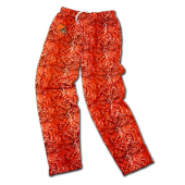 Cleveland Browns Orange Post Pattern Pant