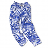 Indianapolis Colts Royal Blue Zebra Pant