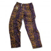 Minnesota Vikings PurpleGold Post Pattern Pant