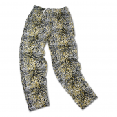 New Orleans Saints BlackBurnished Gold Post Pattern Pant