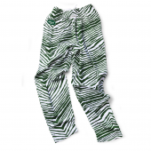 New York Jets Green Zebra Pant