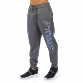 Tennessee Titans Gray With Zebra Wordmark Poly Fleece Jogger