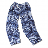 Tennessee Titans Navy BlueLight Blue Zebra Pant