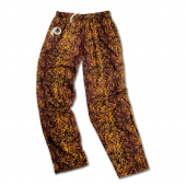 Washington Redskins MaroonGold Post Pattern Pant