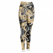 New Orleans Saints Swirl Legging