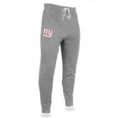 Mens New York Giants Heather Gray Jogger