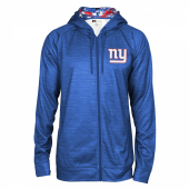 New York Giants Full Zipper Hoodie