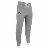New York Jets Heather Gray Jogger
