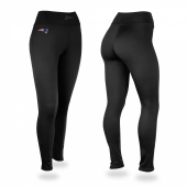 New England Patriots Black Leggings