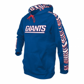 New York Giants Zebra Hoodie