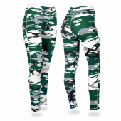New York Jets Camo Leggings