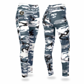 Oakland Raiders Camo Leggings