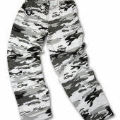 Oakland Raiders Embroidered Logo Camo Pant