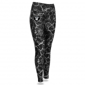 Oakland Raiders Marble Legging