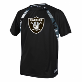 Oakland Raiders Camo Poly TShirt