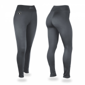 Oakland Raiders Charcoal Leggings