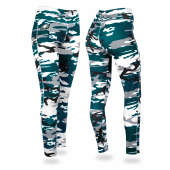 Philadelphia Eagles Camo Leggings