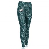 Philadelphia Eagles Marble Legging