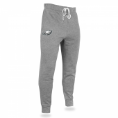 Mens Philadelphia Eagles Heather Gray Jogger