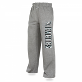 Mens Philadelphia Eagles Heather Gray Sweatpant