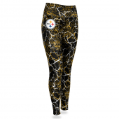 Pittsburgh Steelers Marble Legging