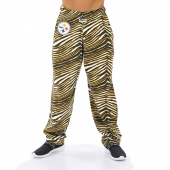 Pittsburgh Steelers Zebra Pants