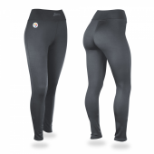 Pittsburgh Steelers Charcoal Leggings