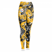 Pittsburgh Steelers Swirl Legging