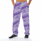 Purple Zebra Pant