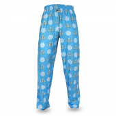 Super Bowl LII Blue Comfy Pant
