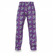 Super Bowl LII Purple Comfy Pant