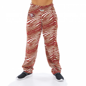 San Francisco 49ers Zebra Pants