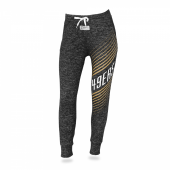 Womens San Francisco 49ers Heather Gray Jogger