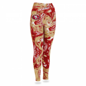 San Francisco 49ers Swirl Legging