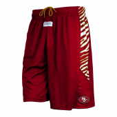 San Francisco 49ers Athletic Shorts