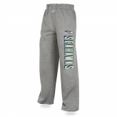 Mens Seattle Seahawks Heather Gray Sweatpant
